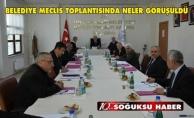 ŞUBAT AYI MECLİS TOPLANTISI YAPILDI