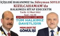 AK PARTİ'DEN DAVET