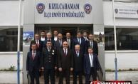 POLİS HAFTASI KUTLAMALARI YAPILDI