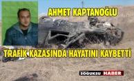 BEYPAZARINDA TARFİK KAZASI