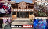 SİZLERİ CAFE NAZ'DA AĞIRLAYALIM