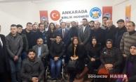 """""""ANKARA'DA BİRLİK'TEN, ANKARA TÜRKÜLERİ"""""""