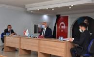 BELEDİYE MECLİS TOPLANTILARI SOSYAL MESAFE KURALLARI İÇİNDE YAPILDI