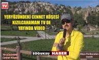 KIZILCAHAMAM TV DE YEPYENİ BİR PROGRAM DAHA
