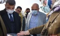 GAZİ ÜNİVERSİTESİ REKTÖRÜ KIZILCAHAMAM'DA İNCELEMELERDE BULUNDU