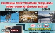 FOTOĞRAF YARIŞMASININ KAZANANLARI BELİRLENDİ