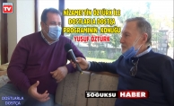 KIZILCAHAMAM TV'DE DOSTÇA SOHBETLER VİDEO