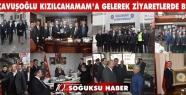 BAKAN ÇAVUŞOĞLU KIZILCAHAMAM'A GELEREK...