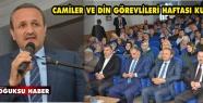 CAMİLER VE DİN GÖREVLİLERİ HAFTASI...