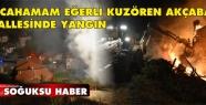 EĞERLİ KUZÖREN AKCABAYIR MAHALLESİNDE...