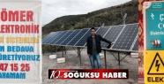 GÜNEŞ ENERJİSİ İLE ELEKTRİK MASRAFLARINIZI...