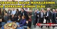 KILIÇDAROĞLU BULAK MAHALLESİNDE İFTAR...