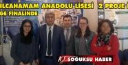 KIZILCAHAMAM ANADLU LİSESİNDEN 2 PROJE...