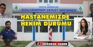 KIZILCAHAMAM DEVLET HASTANESİ'NDE GENEL...