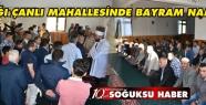KIZILCAHAMAM'DA BAYRAM