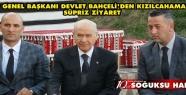 MHP GENEL BAŞKANI DEVLET BAHÇELİ'DEN...