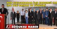 MHP KIZILCAHAMAM İLÇE KONGRESİ YAPILDI....