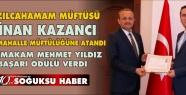SİNAN KAZANCI ANKARAYA ATANDI