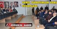 YEREL YÖNETİMLER İSTİŞARE TOPLANTISI...