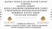 SEMERKAND KERMESİNE DAVETLİSİNİZ