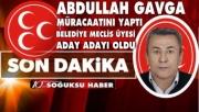 ABDULLAH GAVGA ENGELLERİ BİRLİKTE AŞACAĞIZ DEDİ