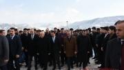 BAHÇELİ 'ÜLKÜCÜ ŞEHİTLER ANITI'NI ZİYARET ETTİ