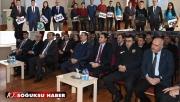 """""""KIZILCAHAMAM KODLUYOR"""" BELGE TÖRENİ YAPILDI"""