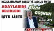 İYİ PARTİ MECLİS LİSTESİ BELLİ OLDU