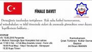 FİNALE DAVET