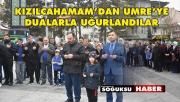 KUTSAL TOPRAKLARA YOLCULUK BAŞLADI