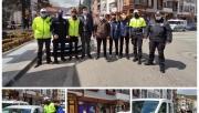TÜGVA'DAN POLİS HAFTASI KUTLAMASI