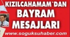 KIZILCAHAMAM'DAN BAYRAM MESAJLARI