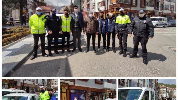 TÜGVA POLİS HAFTASI